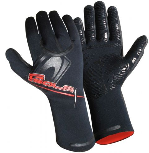 SOLA 5MM SUPER STRETCH GLOVES